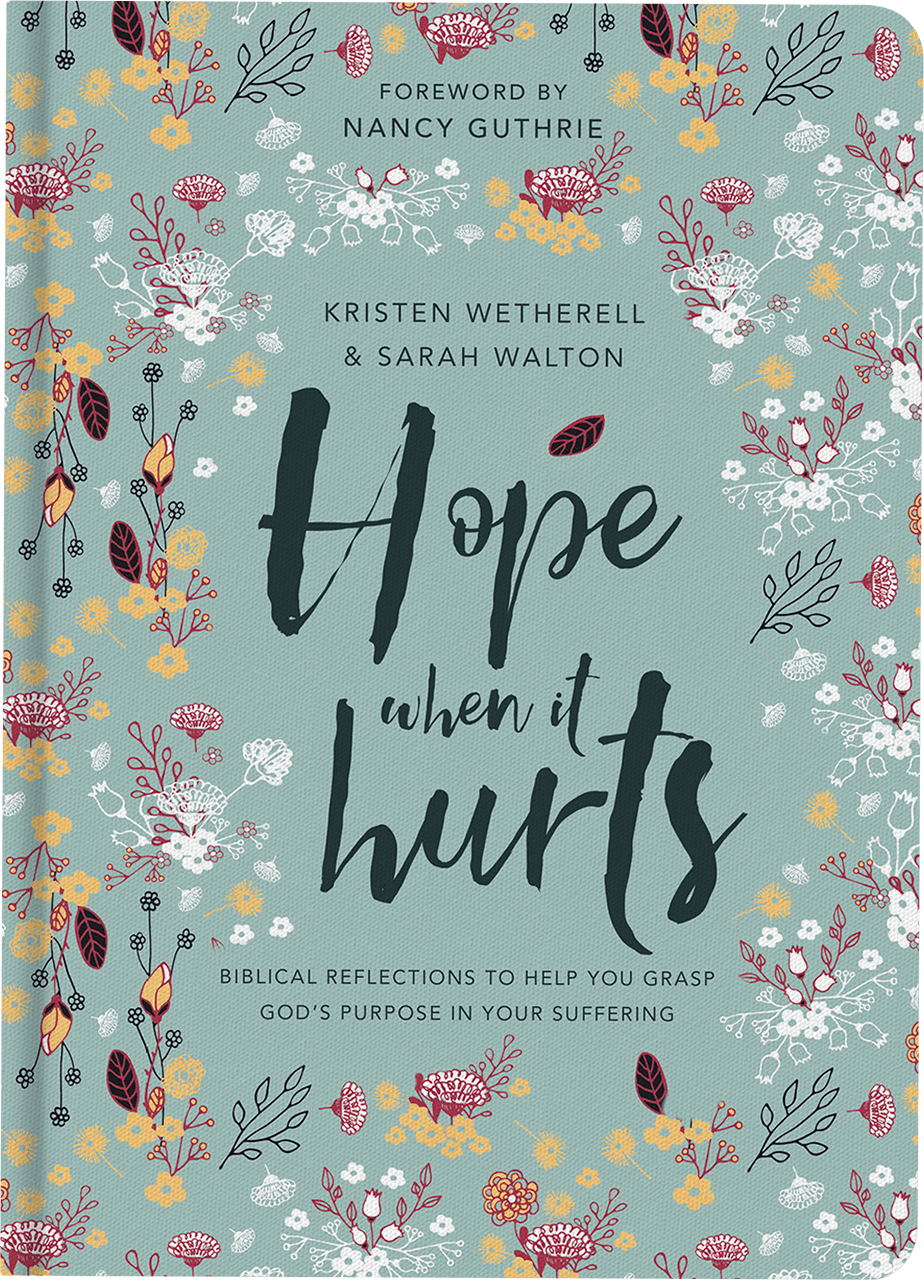 Hope When it Hurts book cover